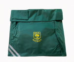 Hockley Premium Book Bag - Green